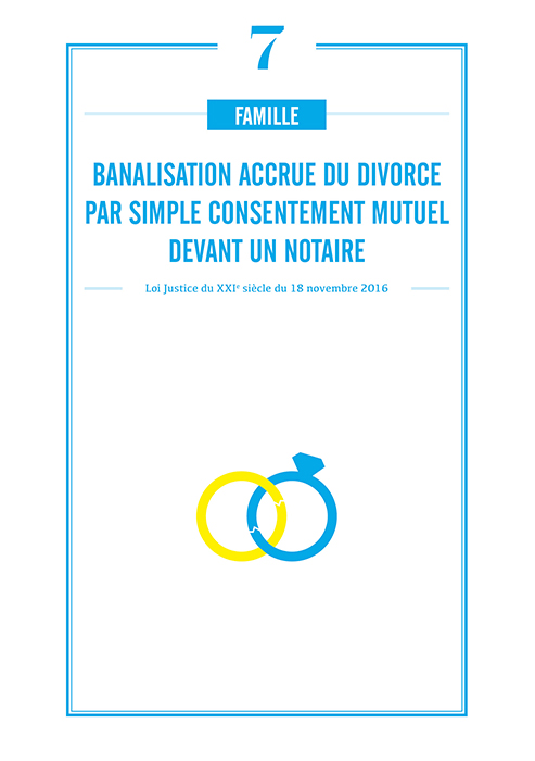 Divorce par simple consentement mutuel devant notaire